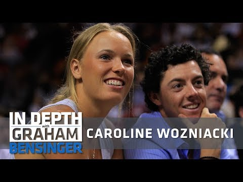 Caroline Wozniacki: Real story on Rory McIlroy