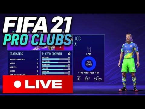 🔴-fifa-21-pro-clubs-live---first-look!!!