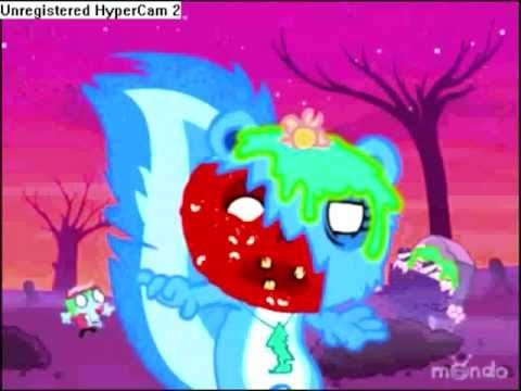 Happy Tree Friends AMV-March Of The Witch Hunters