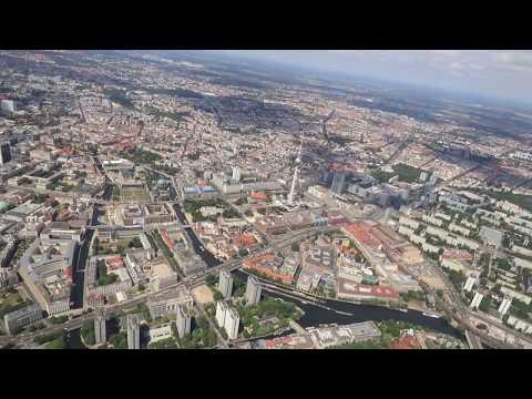 Flug Mit Dem Hubschrauber über Berlin | Air Service Berlin