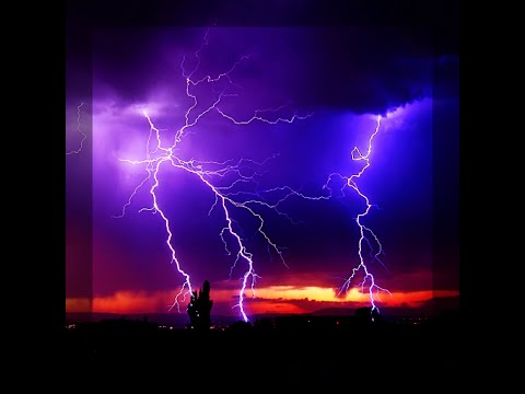 Lightning Storm Live Wallpaper - YouTube