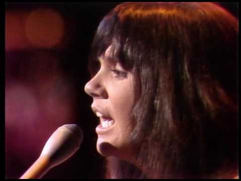 "Midnight Special-Linda Ronstadt ""Long, Long Time"" 1972"
