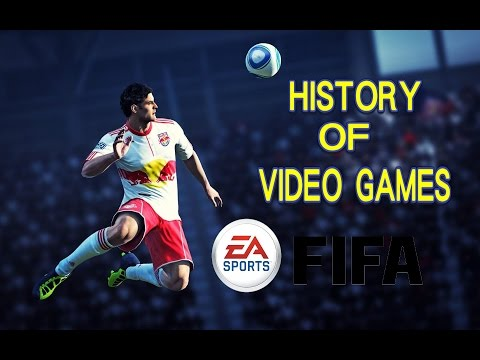 History of FIFA (1993-2017) - Video Game History