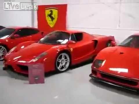 La plus belle collection de voiture au monde