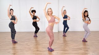 Dance Fitness Aerobic Workout: Hiphop Class For Total Beginners With Jenny