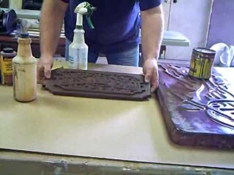 Concrete/Cement Coloring - YouTube