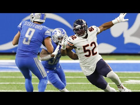 The Chicago Bears defense is no longer special. What happens next?