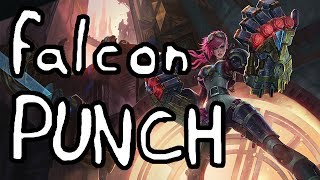 League Of Legends - Highlights #6 - Falcon Punch (vi)