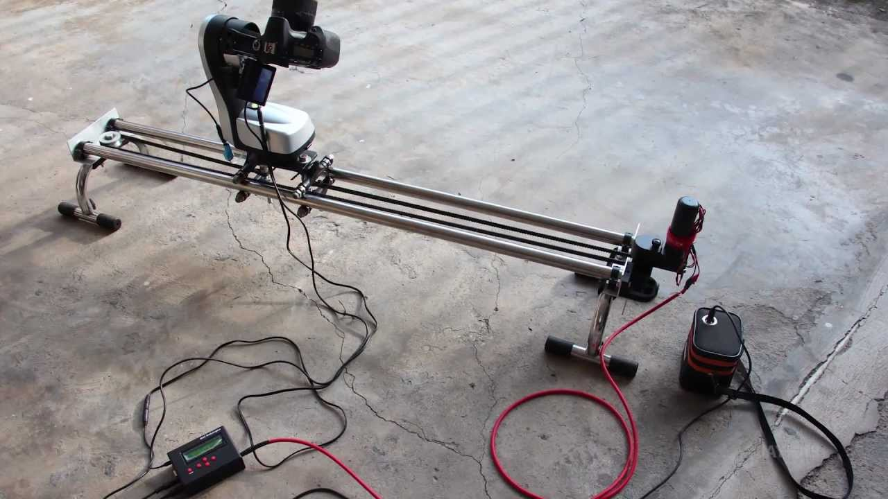Diy Slider Konova Motor Dynamic Perception Mx2 Merlin Timelapse You