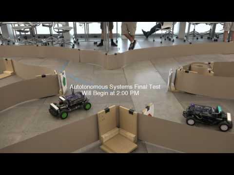 Autonomous Systems Final Test