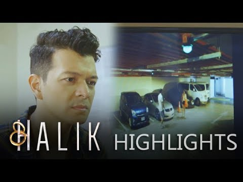 Halik: Lino watches the CCTV footage of the accident | EP 49