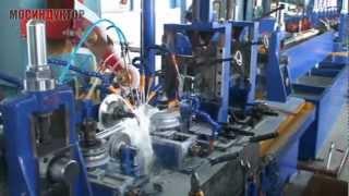 ZG-50 линия производства квадратных труб(, 2013-04-07T11:21:52.000Z)