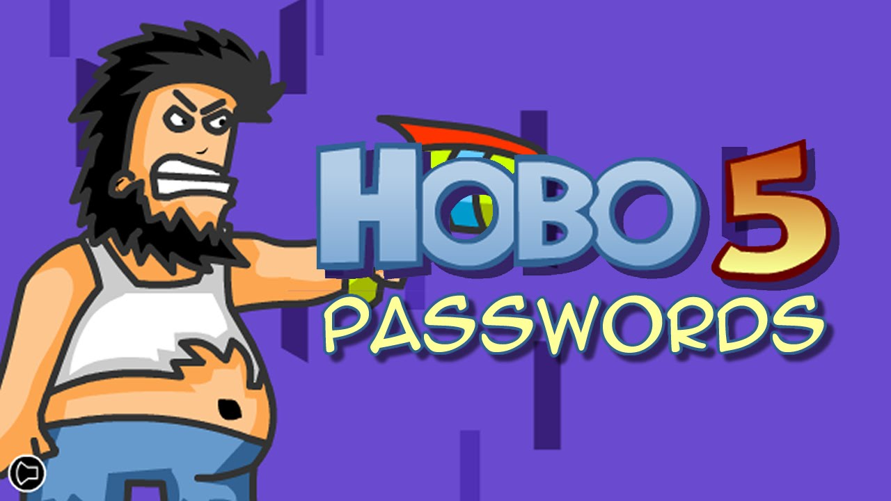 Hobo 5 – Space Brawls: Attack of the Hobo Clones [Passwords]