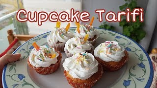 Kayısılı Cupcake (Topkek) Tarifi l Yemek Tarifleri