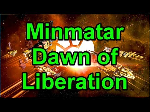 Minmatar Dawn of Liberation - EVE Online Live