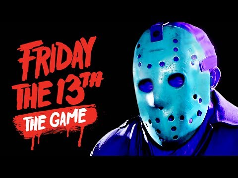 RETRO JASON! | Friday The 13th: The Game: Classic NES Jason DLC Skin