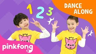 Finger Plays | Number Song | Dance Along | Pinkfong Songs for Children