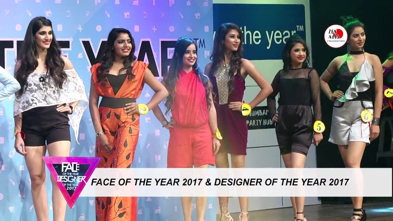 Designer Of The Year 17 Face Of The Year 17 Fashion Designing Contest Beauty Pageant Youtube