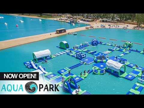 Wake Island Waterpark First Timers