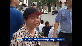 """VNTV Hội Thảo """"Quyền Được Sống""""- Lời chào mừng quan khách của anh Trần Hùng Tiết"""