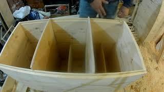 Улей нуклеус для настоящего пчеловода