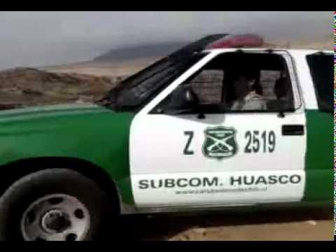 Portalnet: Carabineros de Huasco jugando a los autitos chocadores