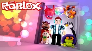 ROBLOX-VERY CRAZY ELEVATOR!! (Roblox Adventure Elevator)