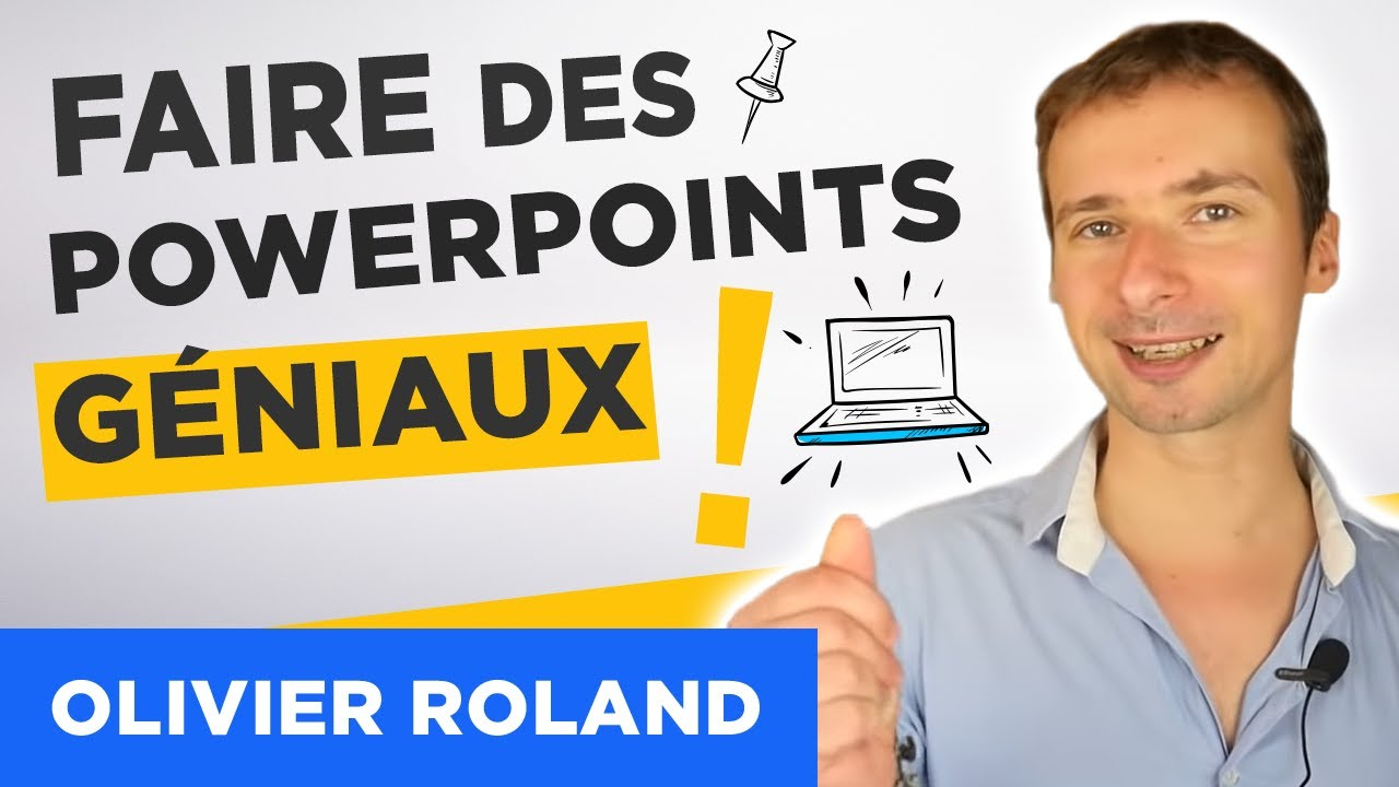 Comment faire des pr sentations powerpoint g niales - Comment faire un diapo avec open office ...