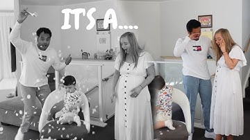 OUR OFFICIAL GENDER REVEAL   BOY OR GIRL?!