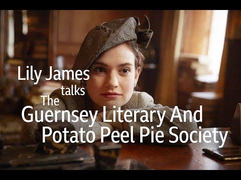 Lily James ed by Simon Mayo