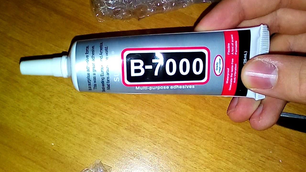 Unboxing Super Glue B-7000