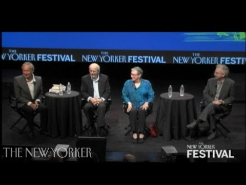 The New Yorker Panel on the historical novel and film adaptations - The New Yorker Festival