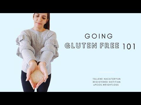 Going Gluten-Free 101