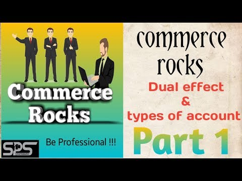 Dual Effect of Transaction || Part 1|| commerce rocks ||