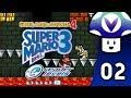 [Vinesauce] Vinny - SMA4: Super Mario Bros. 3 [e-Reader Levels] (part 2)