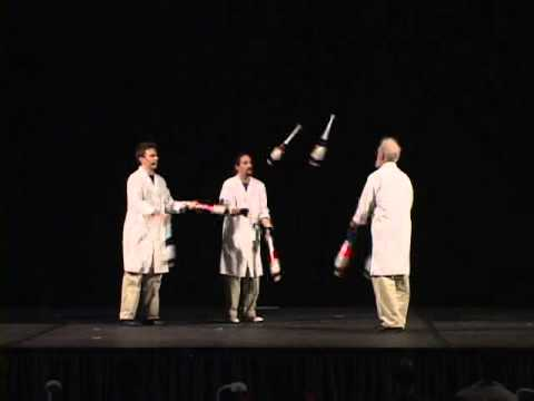 SJRI: Stanford Juggling Research Institute - IJA Championships, 2004