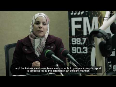 Support to Media in Jordan: Capacity Building of Local Radios