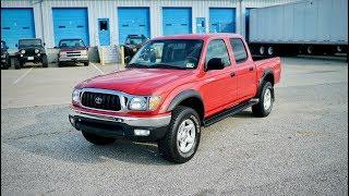 Davis AutoSports 2004 Toyota Tacoma Pre Listing / TRD / For Sale