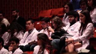 """Tıp Fakültesi Öğrencileri""""'Tıp Bayramı ve Beyaz Önlük Giyme Töreni"""" 13 Mart 2015"""