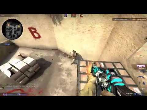 [CS:GO] UMP ace - dust 2