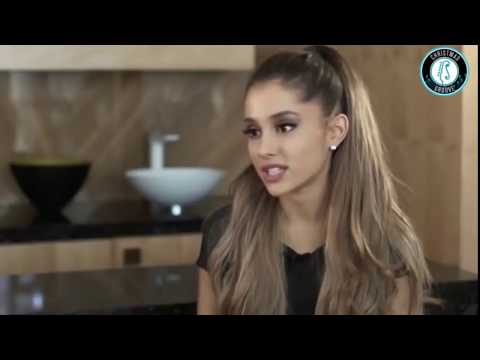 Christmas Groove Interviews Ariana Grande: Christmas Groove 2017