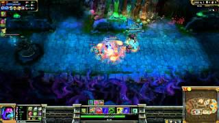 League Of Legends - 3 Vs 3 - Mundo - #2