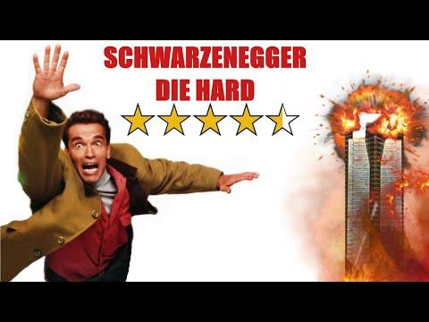 What if Die Hard trailer starred Arnold Schwarzenegger?  Action Adventure HD