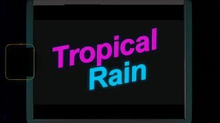 Social House - Tropical Rain ( Audio)
