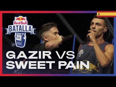 GAZIR vs SWEET PAIN - Final | Red Bull España 2021