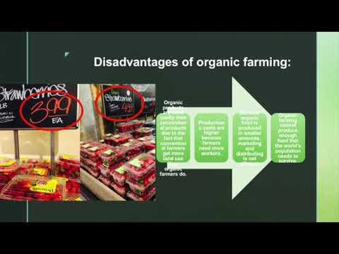 Final Project Organic Farming