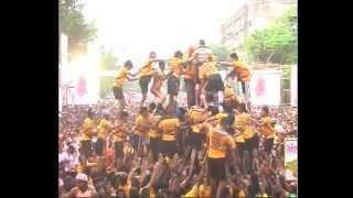 Airoli Koliwada Govinda Pathak 2011 - Suresh Haware, Vashi