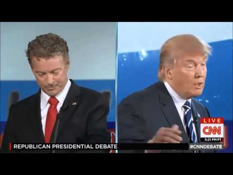 Second 2016 GOP Presidential Debate FULL by CNN 09-16-2015