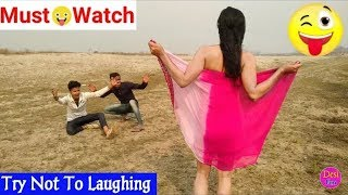 Must watch new funny videos 😂😂 2019 Bindas fun-pagla fun-pagla baba