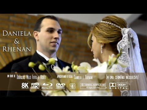 Teaser Casamento Daniela e Rhenan - www.douglasmelo.com DOUGLAS MELO FOTO E VÍDEO (11) 2501-8007